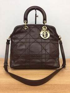 (正品) Dior 그랑빌 [LIMITED EDITION] 필웨이 130만원대제품 토드&숄더백 (가품일시 110%환불)